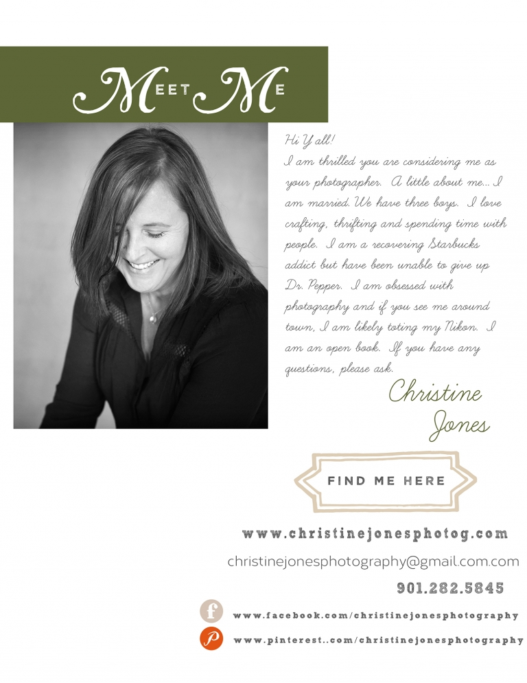 Christine Jones - memphis photographer