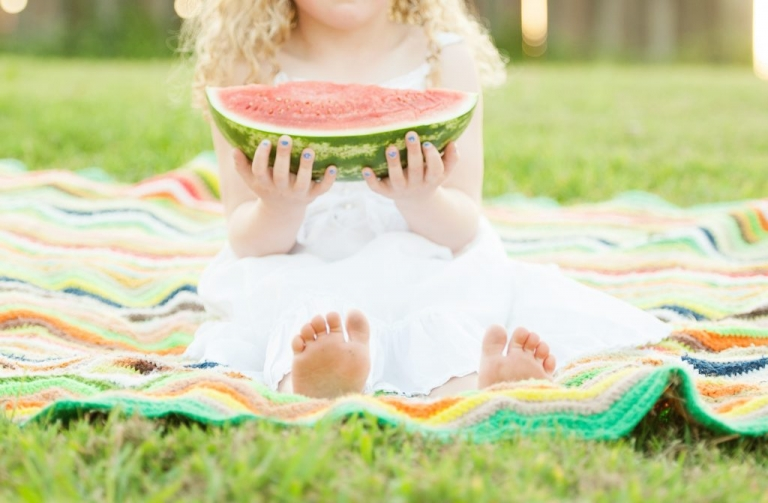 watermelon mini shoot