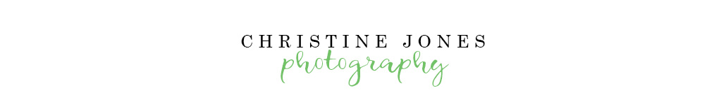Christine Jones Photography logo